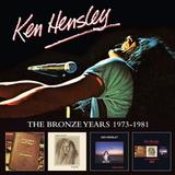Ken Hensley / The Bronze Years 1973-1981 (3CD+DVD)
