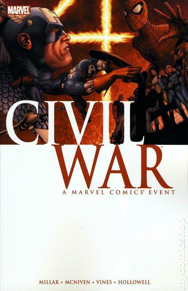 Civil War TPB