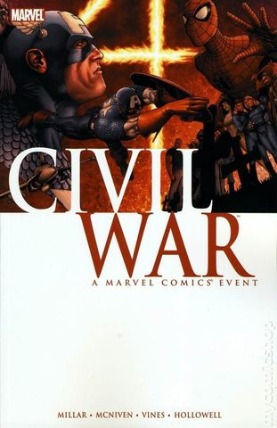 Civil War TPB