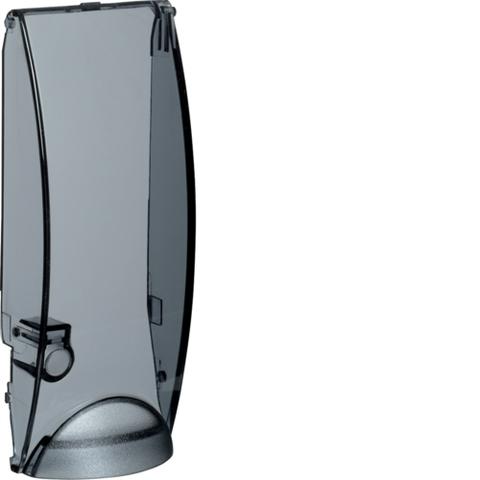 Дверца прозрачная для мини-щитка GD102.