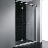 Душевая дверь RGW VI-02 140х195 02040214-18 прозрачное