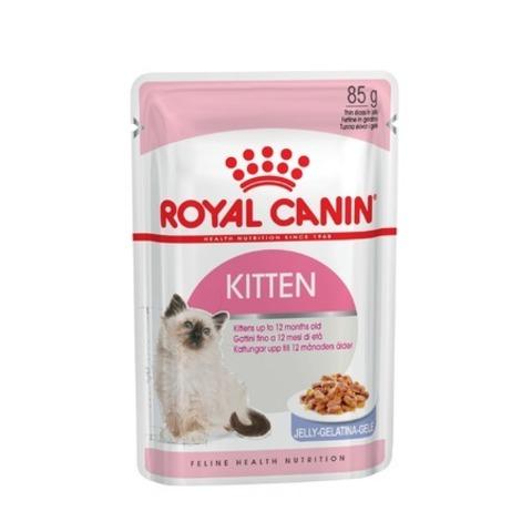 Royal Canin Kitten Instinctive в желе 85г
