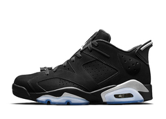 Air Jordan 6 Low 'Metallic Silver'