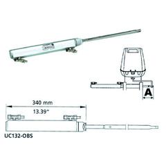 Гидроцилиндр UC132-OBS, бокового крепления