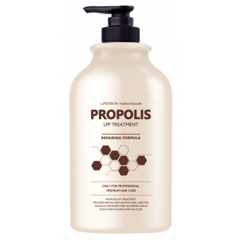 Маска для волос ПРОПОЛИС [Pedison]  Institut-Beaute Propolis LPP Treatment, 500 ml