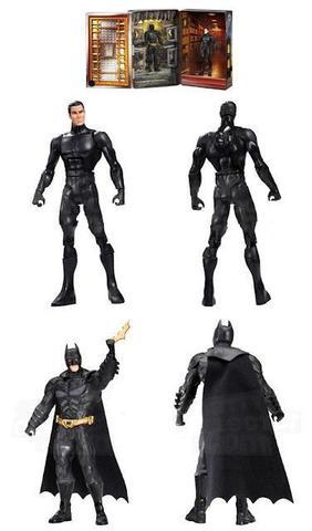 Dark Knight Rises Bruce Wayne to Batman Figure Exclusive