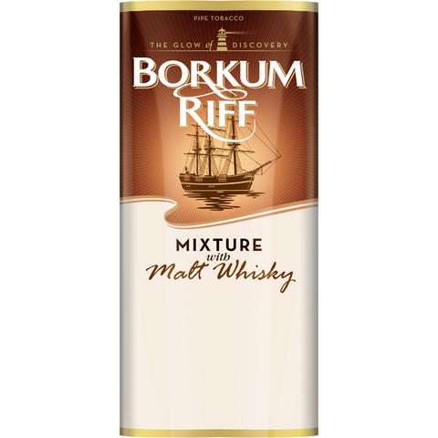 Трубочный табак Borkum Riff Mixture with Malt Whiskey