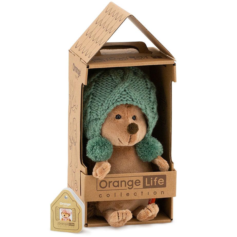 Ёжик Колюнчик Зимние забавы (Orange Toys)