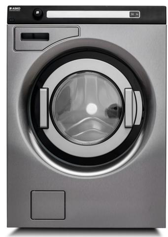 Профессиональная стиральная машина со сливным клапаном ASKO WMC747 VS MOP