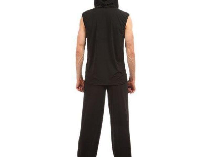 Мужской домашний костюм черный HOPE