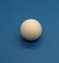 056-6532 Шар деревянный, 3,5см