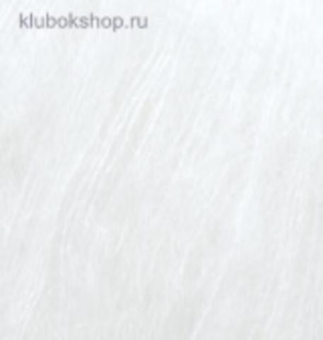 Пряжа Kid royal Mohair (Alize) 55 Белый - фото