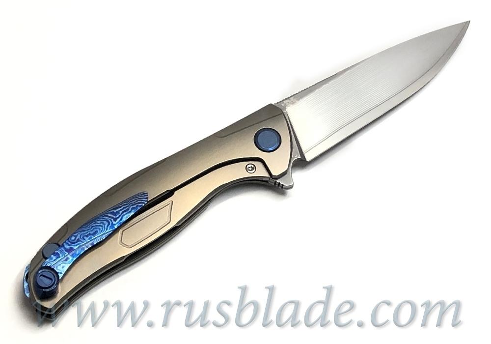 FULL CUSTOM Shirogorov F95 Silk laminated