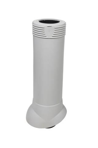 Вентиляционный выход 110 из 500 Vilpe светло-серый