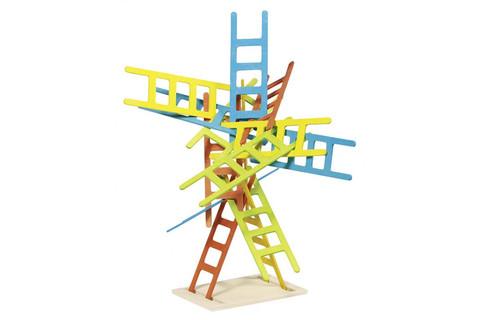 Развивающая игра Найди баланс с лестницами, Goki