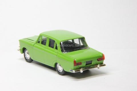 Moskvich-408 green Agat Mossar Tantal 1:43