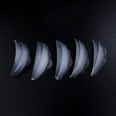 Набор силиконовых валиков 5 пар (S, M, M1, M2, L)