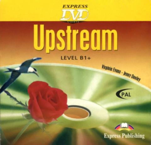 Upstream B1+ Intermediate DVD