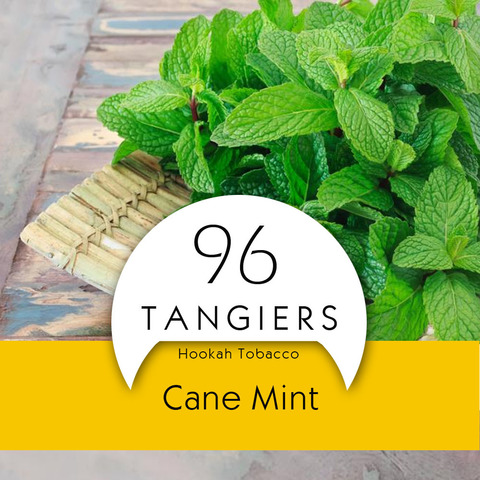 Табак Tangiers Noir Cane mint 250 г