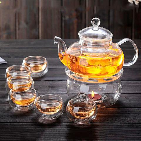 Подставка-подогреватель для чайника (малая)