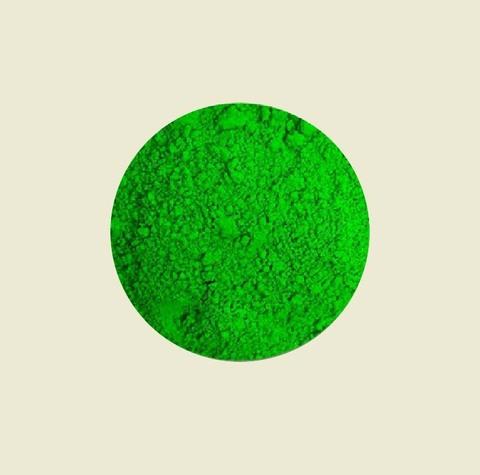 Кандурин Зеленый (яркий) 10г, супер плотный