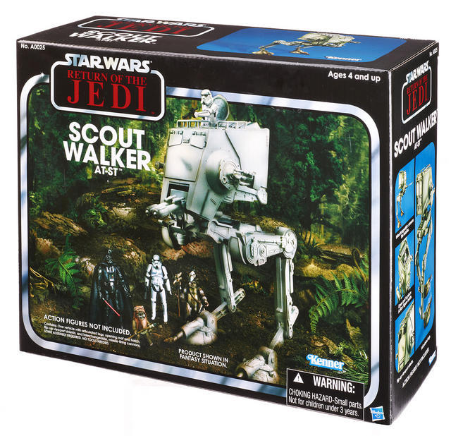 Star Wars Scout Walker AT-ST Exclusive