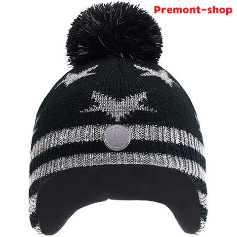 Зимняя шапка Premont WP82921 Black для мальчиков