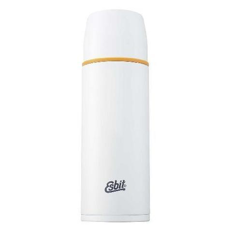 Термос Esbit POLAR, новый дизайн, бело-оранжевый, 1 л