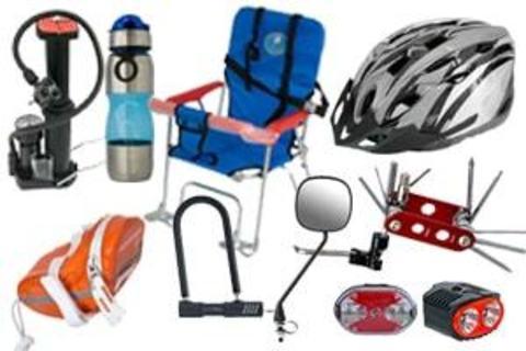 Аксессуары для велосипедов