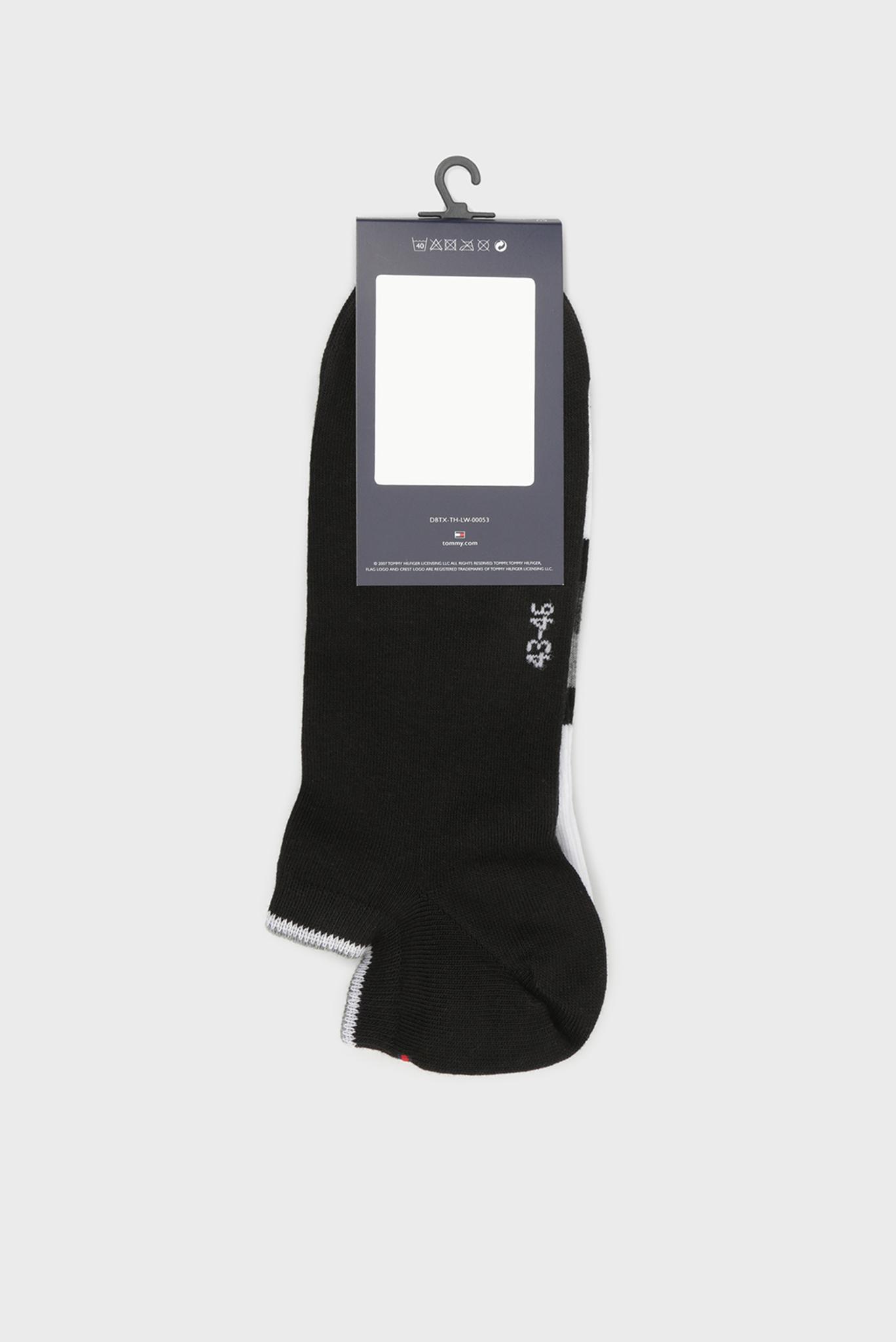 Мужские носки TH MEN HILFIGER SNEAKER (2 пары) Tommy Hilfiger