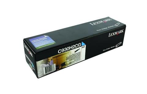 Картридж Lexmark C930H2CG голубой