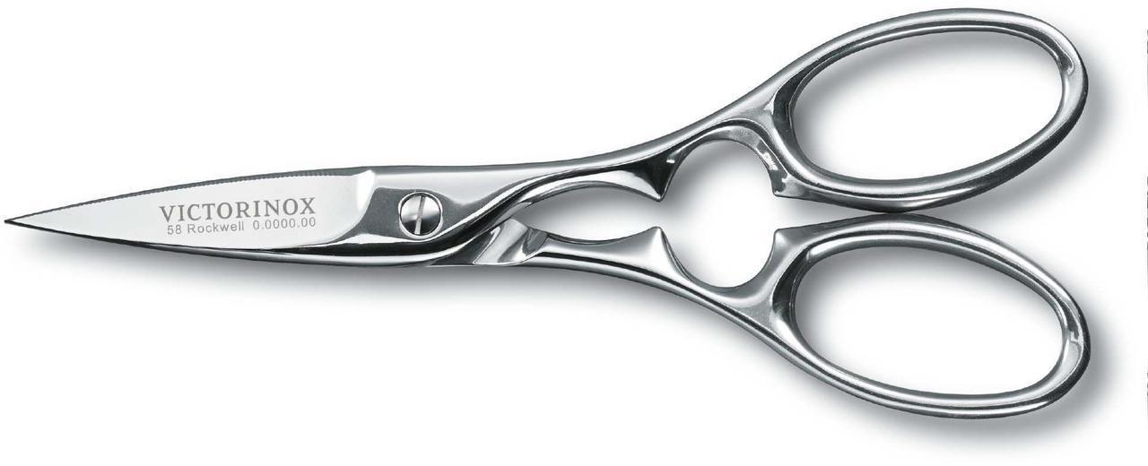 Универсальные кухонные ножницы Victorinox из кованой стали (7.6376) - Wenger-Victorinox.Ru