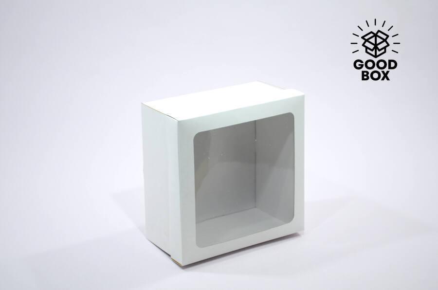 Коробка с окном купить в Алматы недорого