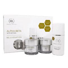Holy Land Alpha Beta & Retinol Kit - Набор для восстановления текстуры и цвета кожи