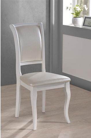 Стул Милано CU-IL 080 деревянный белый пигмент