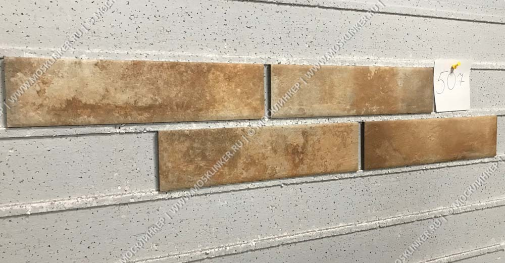Cerrad Piatto Honey, 300x74x9 - Клинкерная плитка для фасада и внутренней отделки