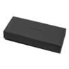 Pierre Cardin Leather - Black, шариковая ручка, M