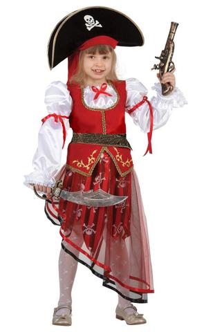 Костюм Пиратка для девочки
