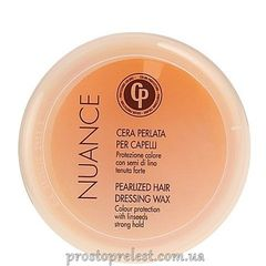 Punti di Vista Nuance CP Hair Dressing Wax - Жемчужный воск-блеск
