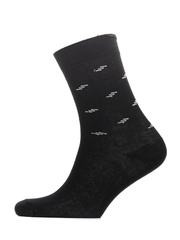 C02 носки мужские, черно/белые (10 шт)