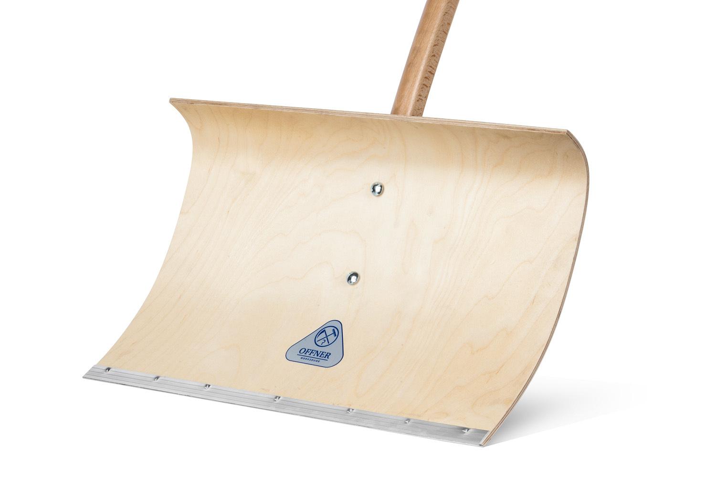 Деревянная лопата для уборки снега OFFNER