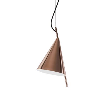 Подвесной светильник копия Cone by Almerich D22 (бронзовый)