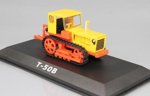 Модель Трактор №70 Т-50В (история, люди, машины)
