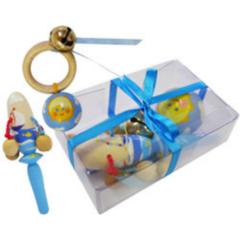 Подарочный мини-набор погремушек Вальда Морской