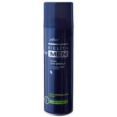 Пена для  бритья  для нормальной кожи, 250 мл Bielita for Men