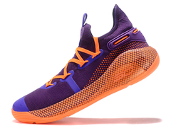 Under Armour Curry 6 'Purple/Orange'