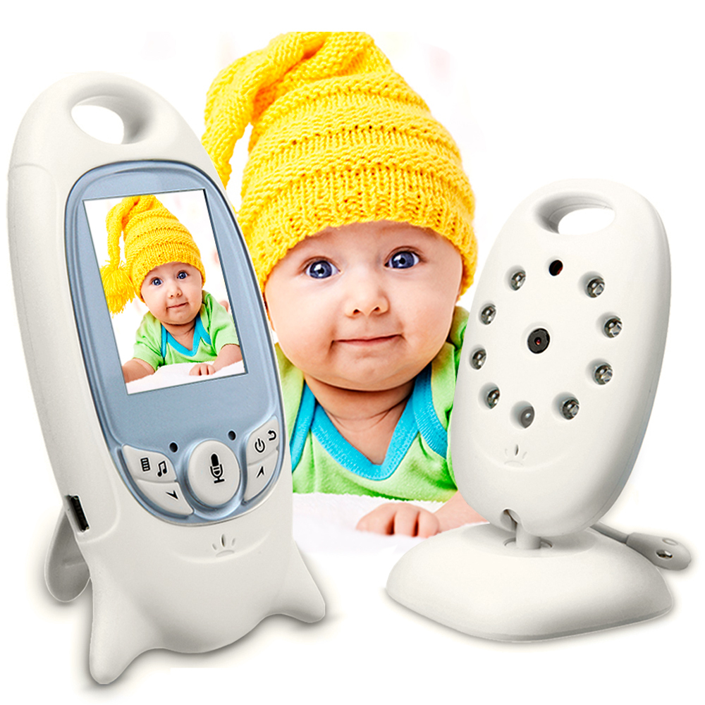 Новинки Видеоняня Video Baby Monitor VB601 videonyanya2.jpg