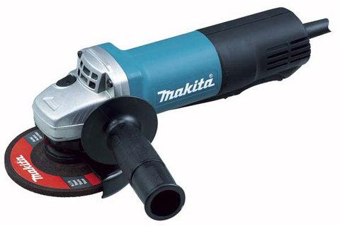 Угловая шлифовальная машина Makita 9556HP
