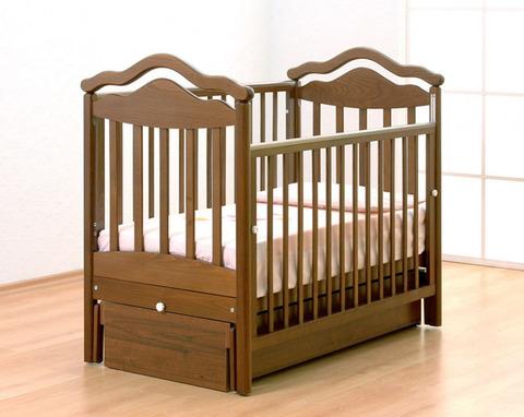 Детская кроватка Гандылян Ванечка качалка