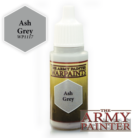 War Paints: Ash Grey